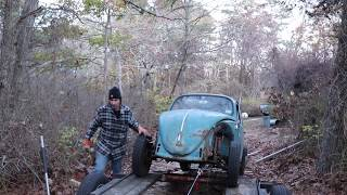 Download Forgotten 1965 Volkswagen Beetle Rescue Mp3 and Videos