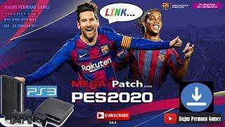PES 2018 MEGA-PATCH V.04 SUMMER 19-20 EFootball 2020 PS3