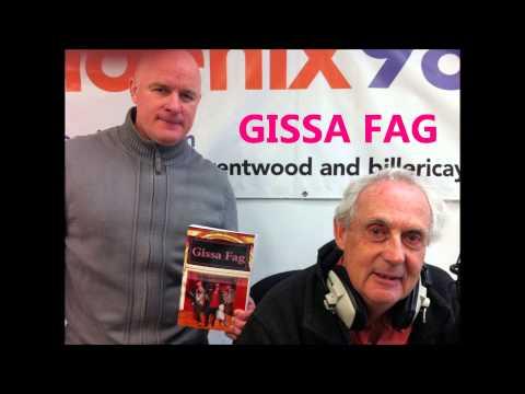 "Pheonix FM Interview about Novel ""GISSA FAG!"""