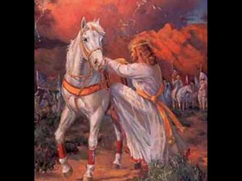I Saw Jesus Coming On A White Horse