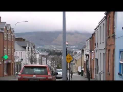 Buncrana Main Street, Inishowen Peninsula, Donegal