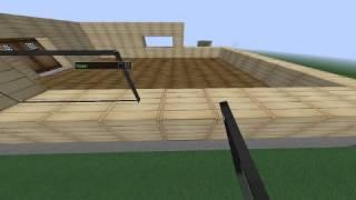 Видео урок по майнкрафту как построить дом часть 1