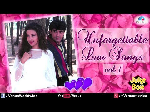 Unforgettable Love Songs Vol1  Bollywood Romantic Songs  Audio Jukebox