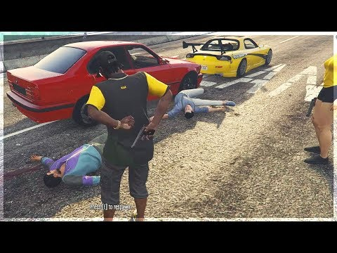 GTA 5 RP | Fast Cars, Dirty Money and Women