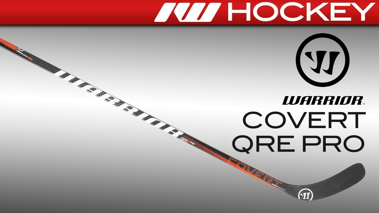 Warrior Covert QRE Pro Grip Hockey Stick - Inline Warehouse