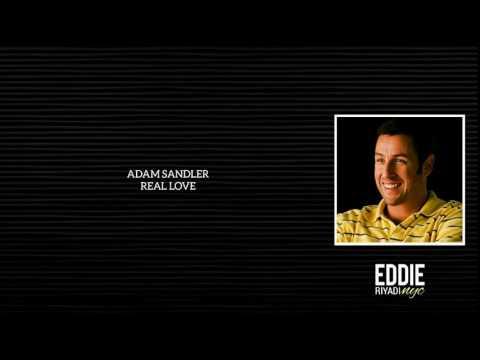 ADAM SANDLER  REAL LOVE FUNNY PEOPLE SOUNDTRACK