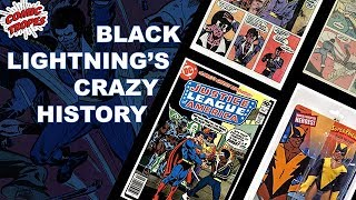 Black Lightning's Crazy Comics History - Comic Tropes (Episode 86)