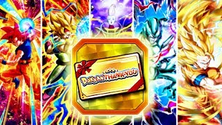 BEST SSRs TO CHOOSE FOR FREE! NEW Dokkan Thank You Free Gift | Dragon Ball Z Dokkan Battle