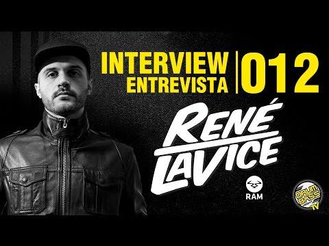 René LaVice - DNB Night TV Interview #012