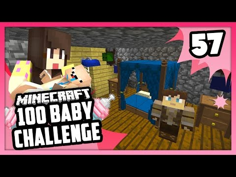 THE PRINCE BEDROOM! - Minecraft: 100 Baby Challenge - EP 57