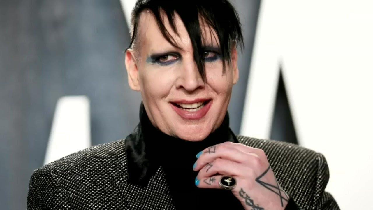 Acusan a Marilyn Manson de torturar y abusar de su ex novia   Noticias con Ciro Gómez Leyva
