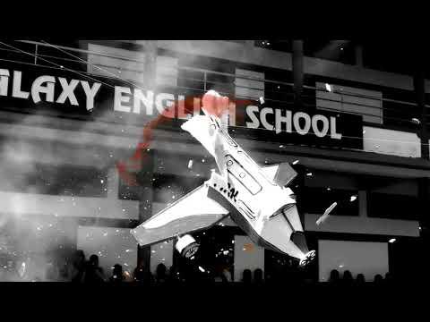 Hiroshima & Nagasaki Tragedy Galaxy English School, Kolikkara
