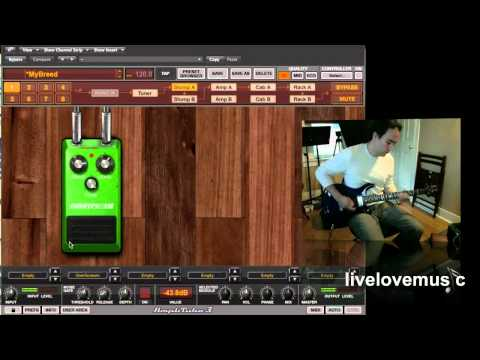 AmpliTube 3 Review & Demo