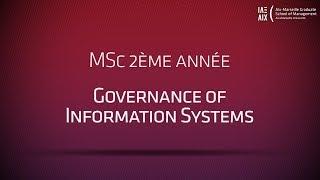 Download Video MSc Gouvernance des Systèmes d'Information - Gérald Brunetto MP3 3GP MP4