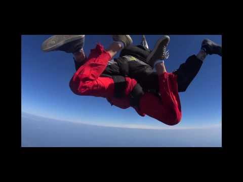 Virginia Skydiving Center - Vince Evans