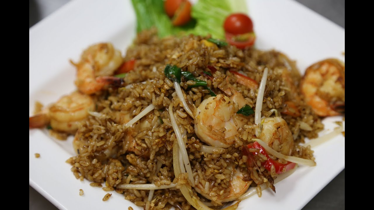 Shrimp fried rice youtube ccuart Gallery