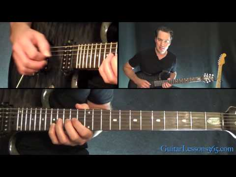 Metallica - To Live Is To Die Guitar Lesson (Part 1)