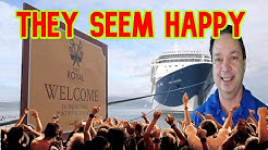Port Royal Happy to Welcome Cruise Ship's