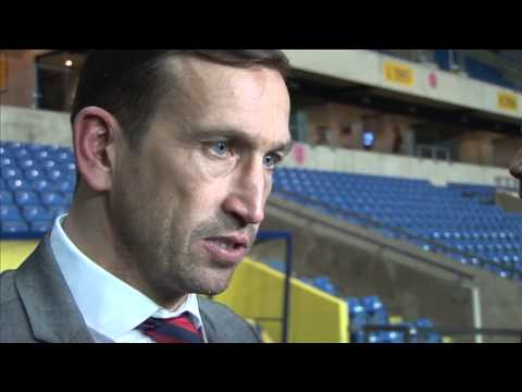 Justin Edinburgh post match iv Oxford A 26Nov13