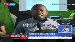 KTN's Aaron Ochieng with analysis of the Kericho senatorial by-election