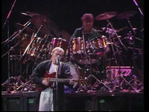 Level 42 - Hot Water - Live -  Prince's Trust 1986