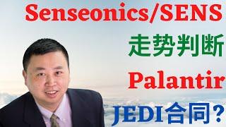 美股178: SENS未来走势分析, Palantir JEDI 合同? #SENS #PLTR #Pennystock #Dr. Mike Invest 投资频道