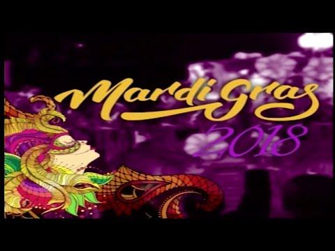 Mobile Mardi Gras - Mystics of Time (2018)