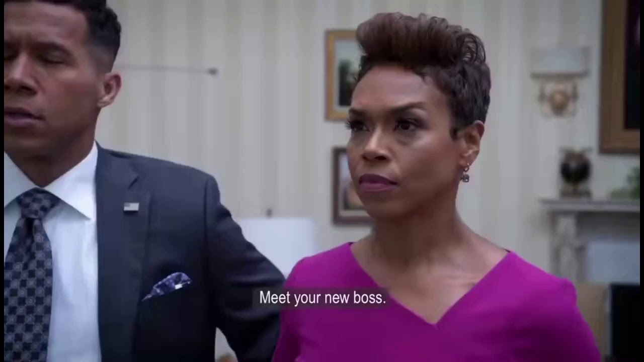 Download Tyler Perry's The Oval Season 1 Trailer