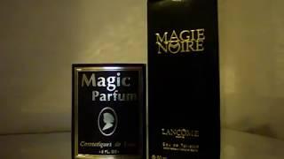 Magic Parfum (Cosmetiques de Luxe) (винтаж): версия Magie Noire