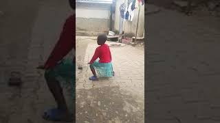 5 year old girl dancing to Maradona by Ykee Benda.mp3