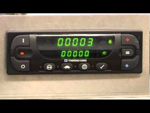 Thermo King - Driver Operation Standard HMI T-Series Truck - English - Part 1 of 2