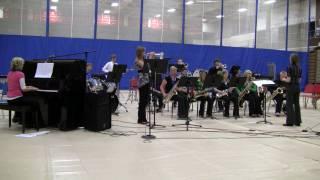 """""""Living In a Dream"""" Lyman High School Jazz Band"""