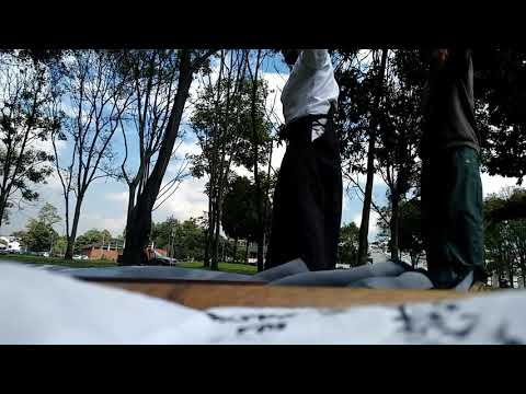 Aikido Universidad Nacional de Colombia Bogotá Sur América Art of Peace