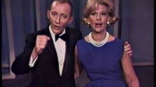"HD Dinah Shore & Bing Crosby Medley 1963 ""Dinah Shore Chevy Show"""
