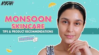 The Perfect Monsoon Skincare Routine For Great Skin | Self-Care In The Rainy Season | Nykaa