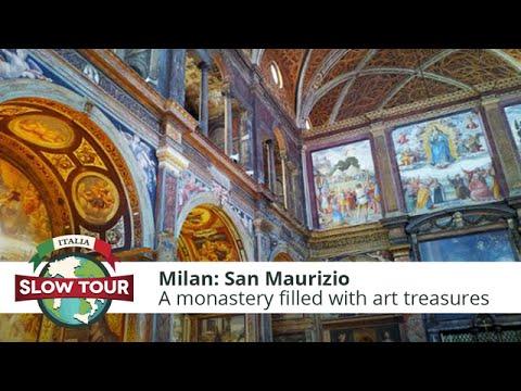 Milan: San Maurizio | Italia Slow Tour