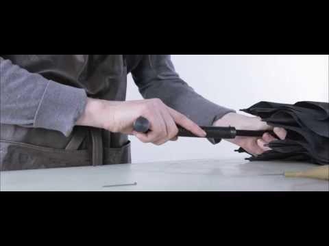 LN-CC FILM: Oliver Ruuger | Making Umbrellas