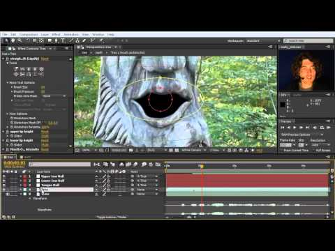 After Effects Tutorial: Talking Tree with Auto Lip-Sync