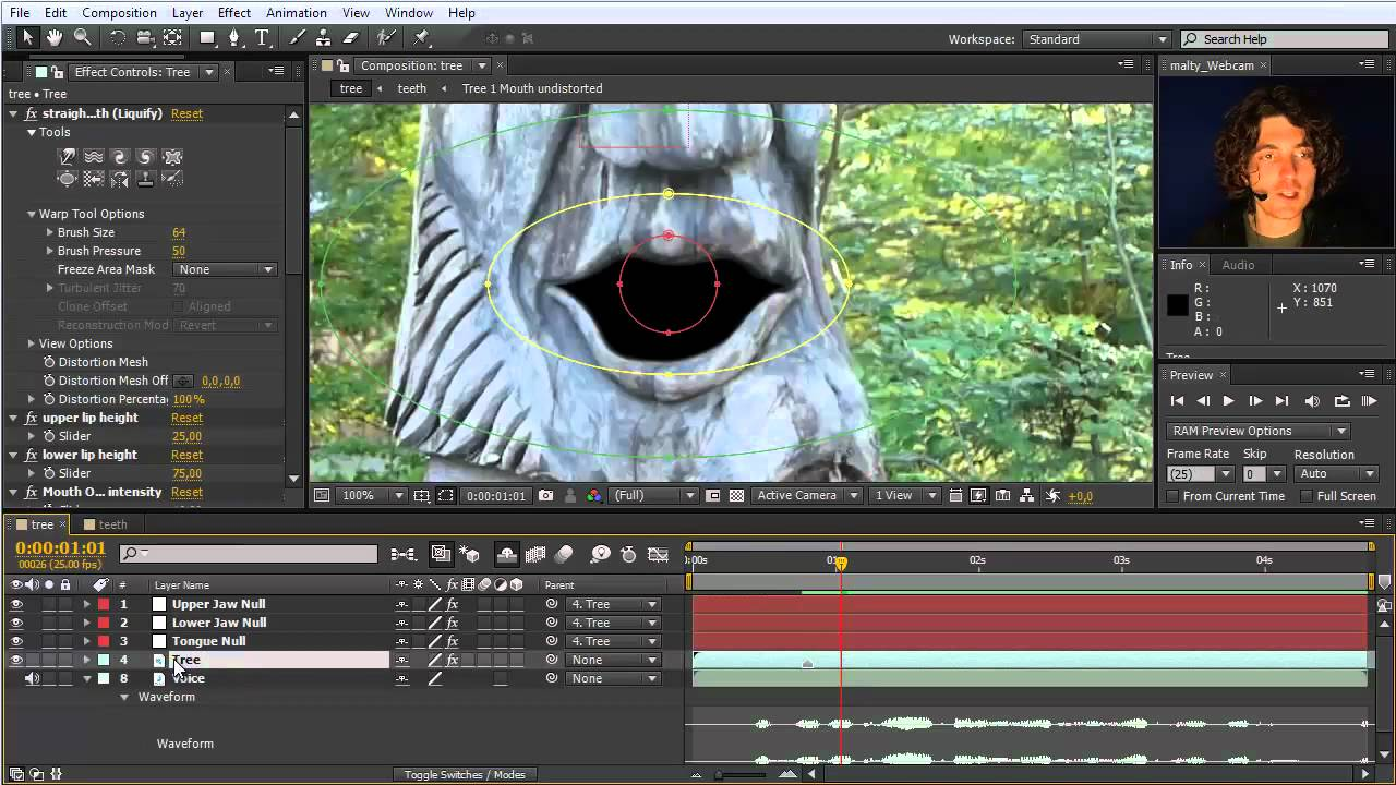 Download Auto Lip-Sync Script for After Effects – Borntohell