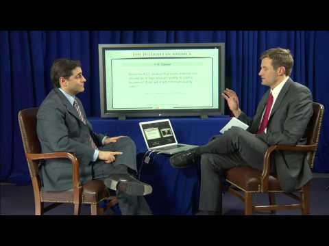YouTube Interview with FCC Chairman Genachowski