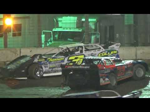 Wilmot Raceway Dirt Kings American Ethanol Series Dairyland Duel Highlights Aug 17 2018