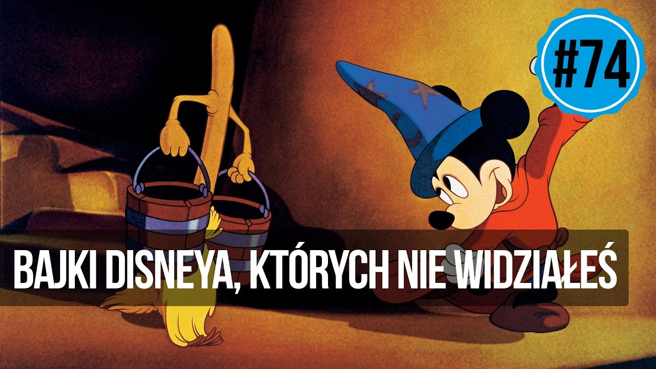 74 Bajki Disneya Których Prawdopodobnie Nie Znasz Youtube