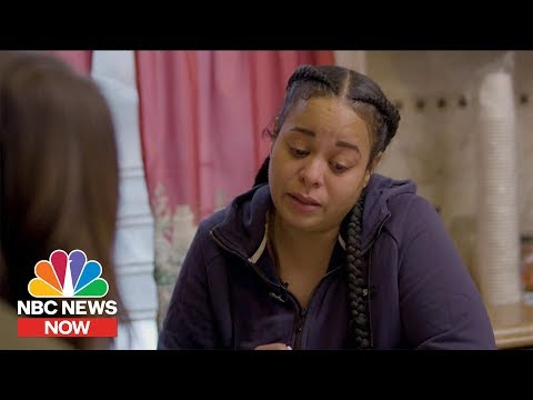 Homeless Families Struggle While Newark And New York City Battle In Court | NBC News NOW