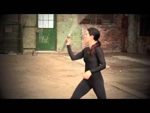 Tara Macken Sword Form