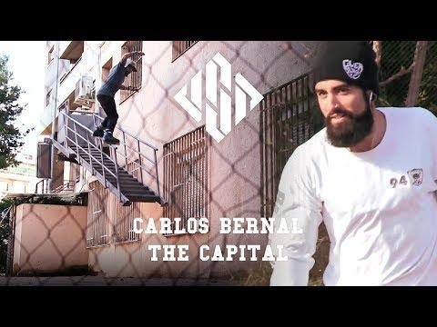 Carlos Bernal - THE CAPITAL Barcelona VOD - USD Skates