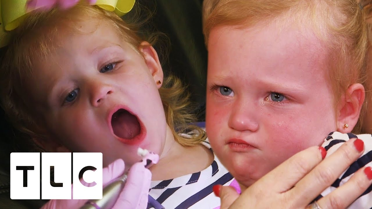 Parker Has A Meltdown During The Quints Dental Check-Up   Outdaughtered
