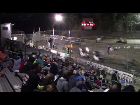 Deming Speedway WA - Micro 600R A Main Event - August 24, 2018