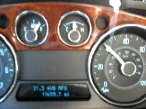 HH2 TM HYDROGEN  Ford Flex V6 city drive 30+ MPG @35-42 mph.AVI