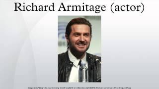 Richard Armitage (actor)