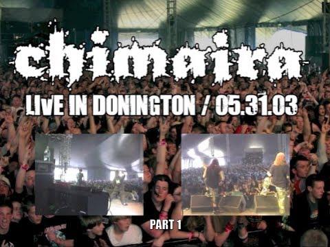 Chimaira Live @ Download Festival 2003 (pt.1)